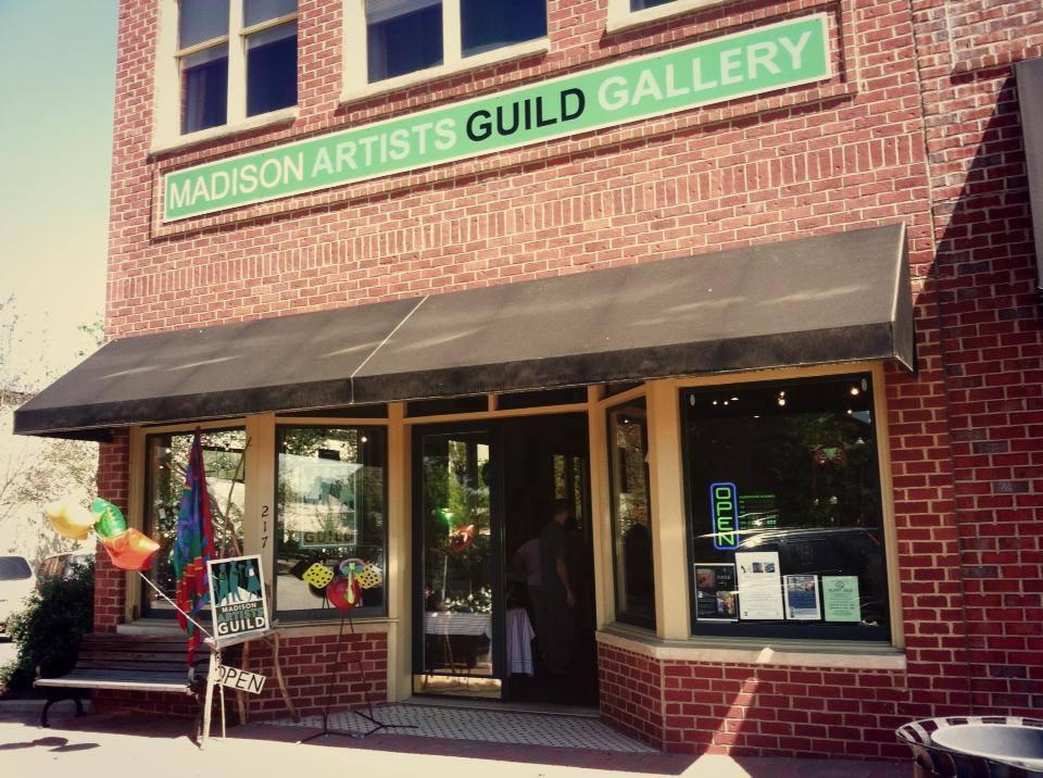 Madison Artists Guild Gallery  LakeOconeeLife.com