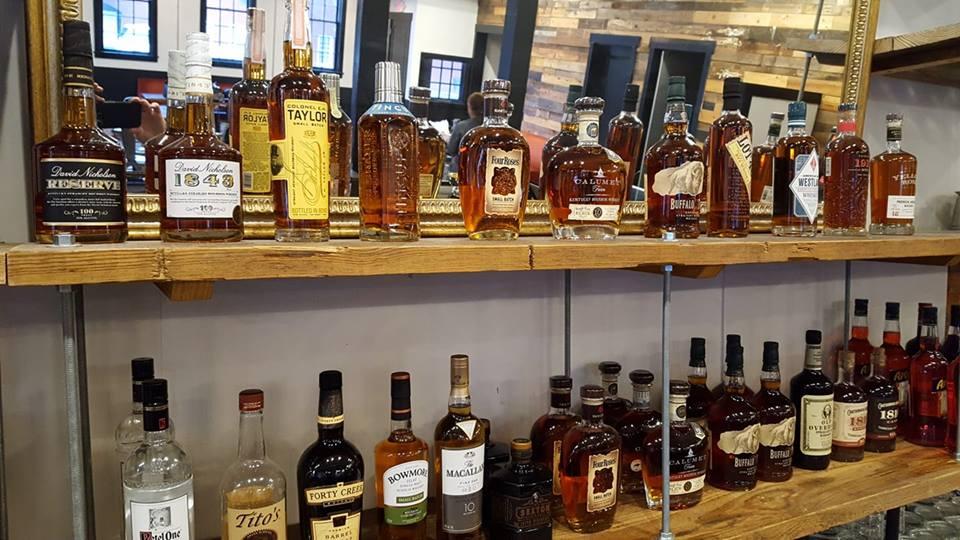 Kentucky Bourbon Tasting |LakeOconeeLife.com