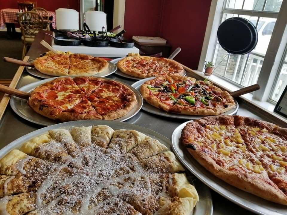the pizza place lake oconee eats lake oconee life