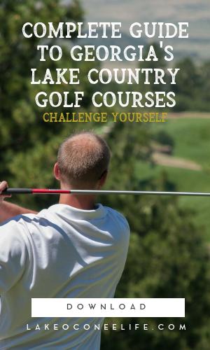 GA Lake Country Golf Guide by Lake Oconee Life