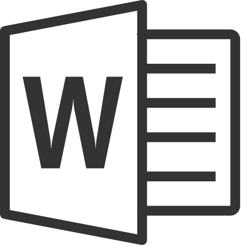Export to MS Wordone-click export to MS Word while retaining all formatting -