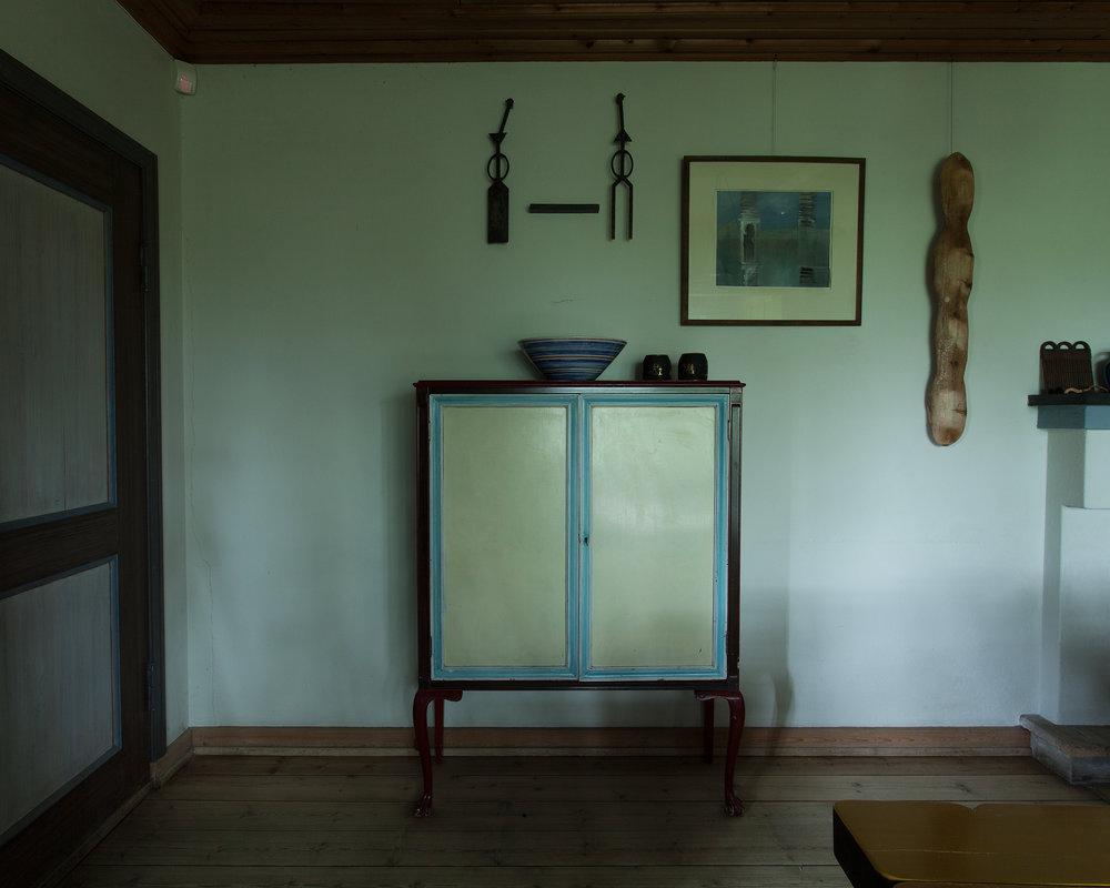 Harald Sæverud's favorite cabinet