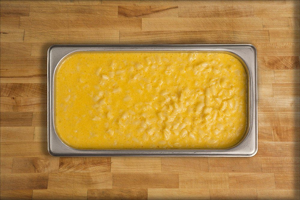 "Mac 'n Cheese   The following is placeholder text known as ""lorem ipsum,"" which is scrambled Latin used by designers to mimic real copy. Sed a ligula quis sapien lacinia egestas. Maecenas non leo laoreet, condimentum lorem nec, vulputate massa. Donec ac fringilla turpis. Vivamus sit amet semper lacus, in mollis libero."