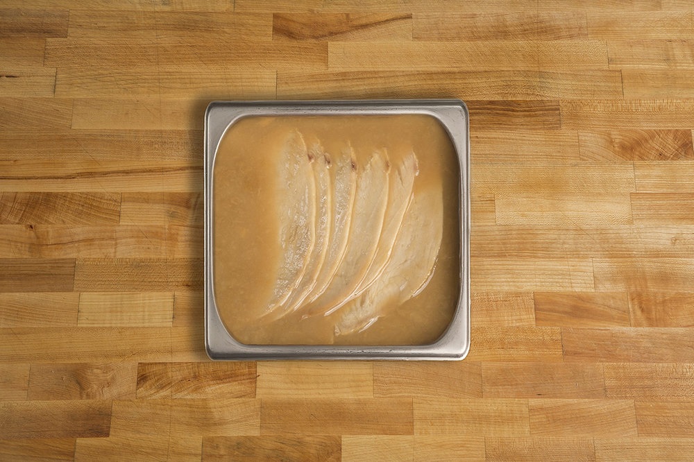 "Sliced Turkey Breast The following is placeholder text known as ""lorem ipsum,"" which is scrambled Latin used by designers to mimic real copy. Donec ac fringilla turpis. Mauris id fermentum nulla."
