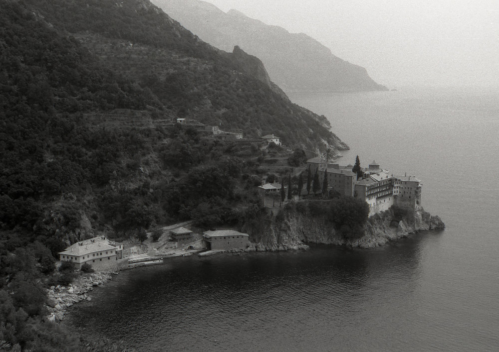 Mt Athos by JJ Hunt