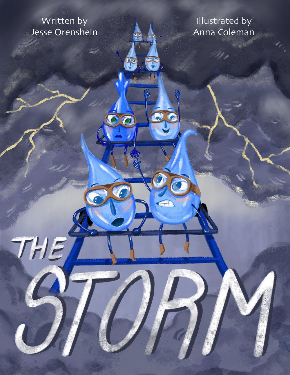 The Storm by Jesse Orenshein