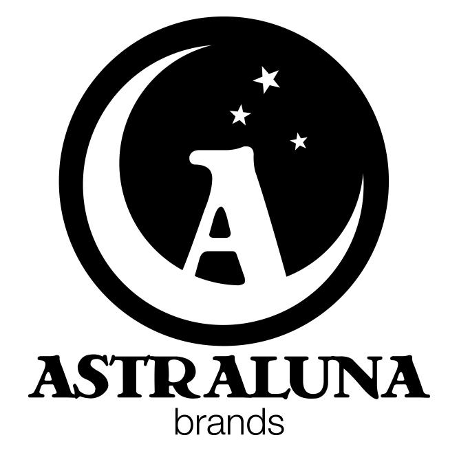 AstraLuna primary logo