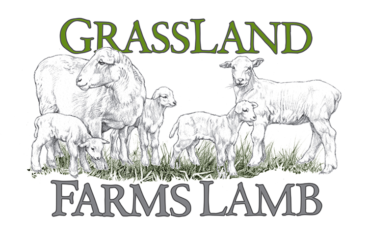 GrassLand Farms Lamb logo