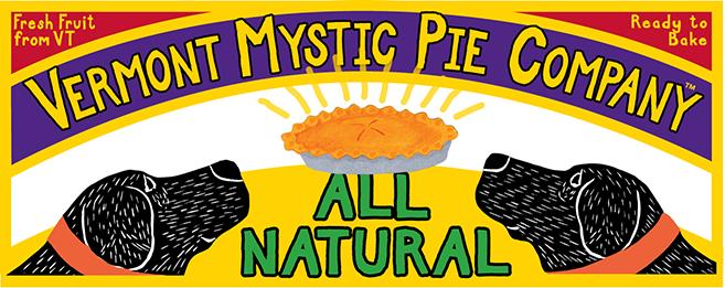 Vermont Mystic Pie Company logo