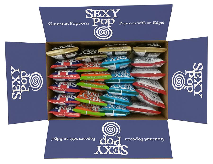 SexyPop 24-pack shipper case
