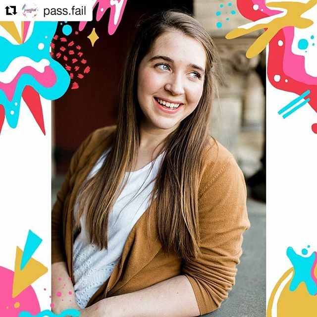 Guess what! I write too!  Yesterday my words got published with @pass.fail and I am so thankful for the chance to encourage others during a time  of transition and loss. Go check out their page and read a little encouragement for your Saturday morning. #Repost @pass.fail (@get_repost) ・・・ @kaitlynbecker on the journal today with a letter to herself about being patient, letting life work it's magic (even if it's not in the ways you expected), and embracing change. 💘