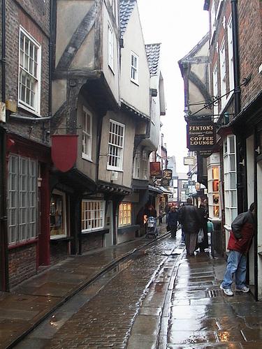 The Shambles, York,