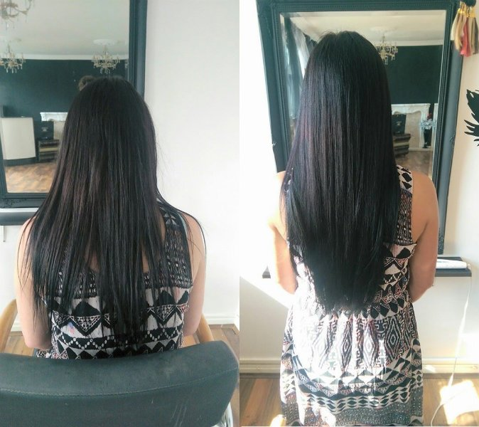 Weave Tracks 18 Inches