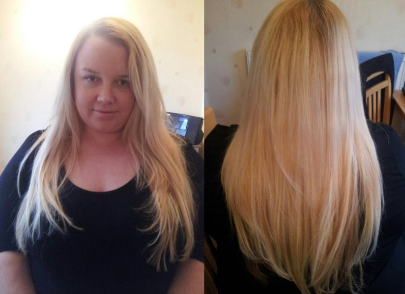 Mini Tip Hair Extensions 20 Inches
