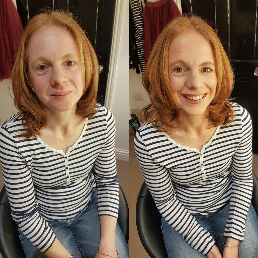 Makeover Before & After
