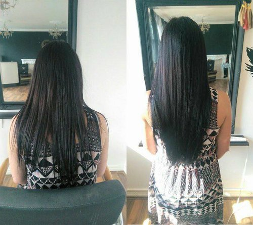 Hair extensions extended hair and beauty weave tracks 20 inches mini tip hair extensions pmusecretfo Choice Image