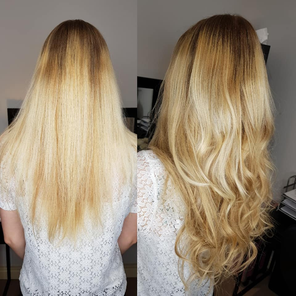 Before & After Micro Weft