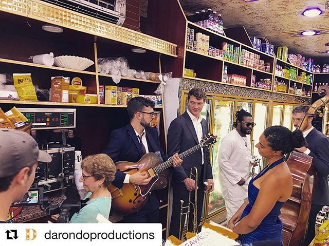 #Repost @darondoproductions with @get_repost ・・・ Today's shoot included an impromptu concert in formal attire in a bodega with a kitten, among other things. #walmartyodelboy #sickshots #pucciknows #nycfilm #nycfilmmaking #brooklynfilm