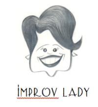 Improv Lady Logo
