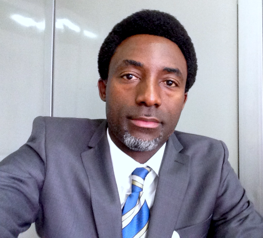 Ernest Chi Cho (Cameroon) is a veteran of television news and now a communications officer with the United Nations Economic Commission for Africa.