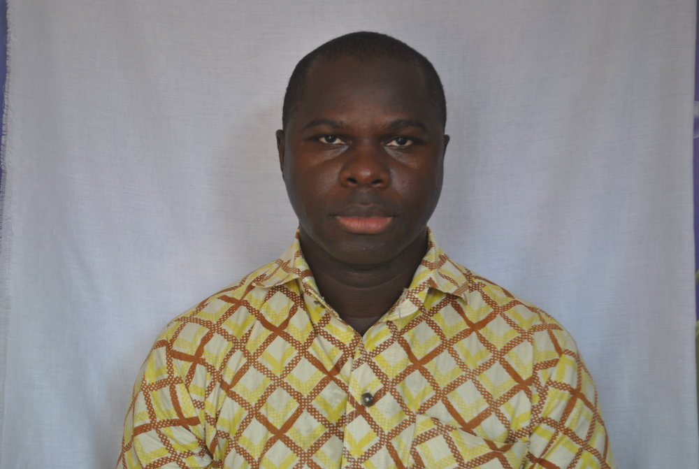 Emmanuel Bamfo - Agyei (Ghana)  Head of Research Cape Coast Technical University