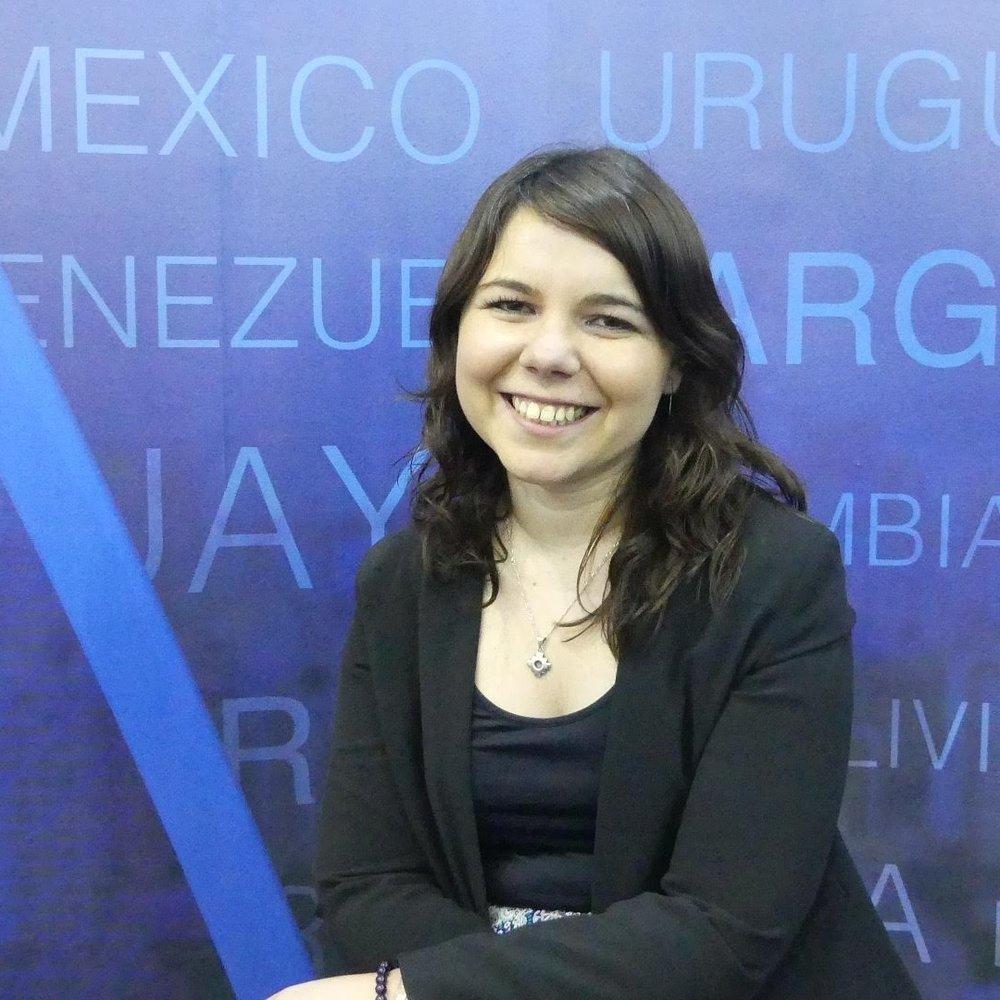 Leticia Pautasio (Argentina): Editor in Chief; TeleSemana.com