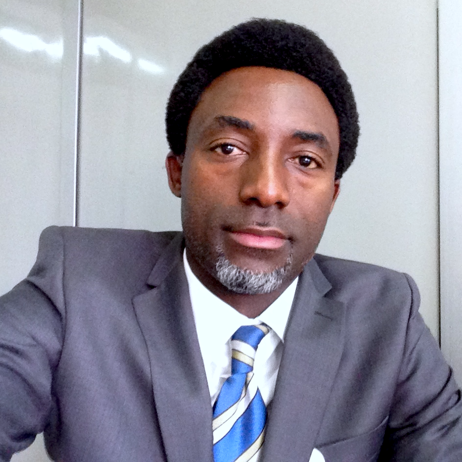 Ernest Chi Cho (Cameroon): Communications Officer; UN Economic Commission for Africa