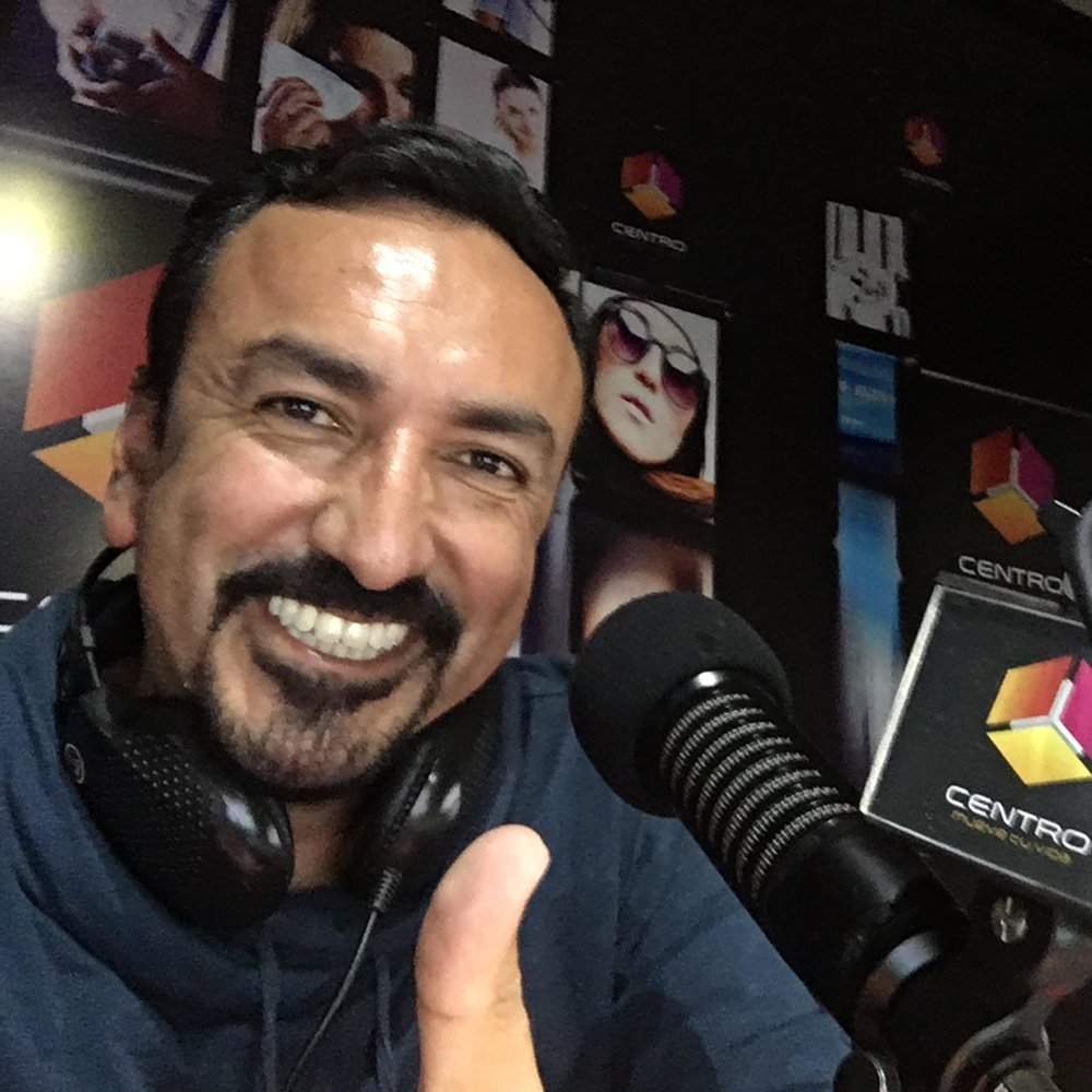 Juan Carlos Gonzales (Ecuador): Director / Presenter, Radio Centro Group
