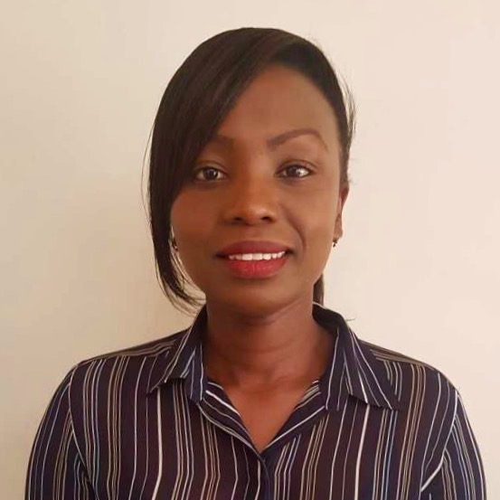 Cecilia Maundu (Kenya): Assistant News Producer; Kenya Broadcasting Corporation