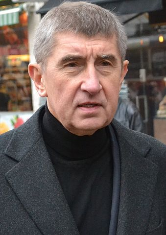 Andrej Babiš – Photo Credit: Wikimedia Commons