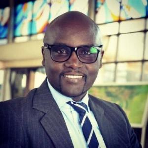 Harrison Mumia,President, Atheists In Kenya