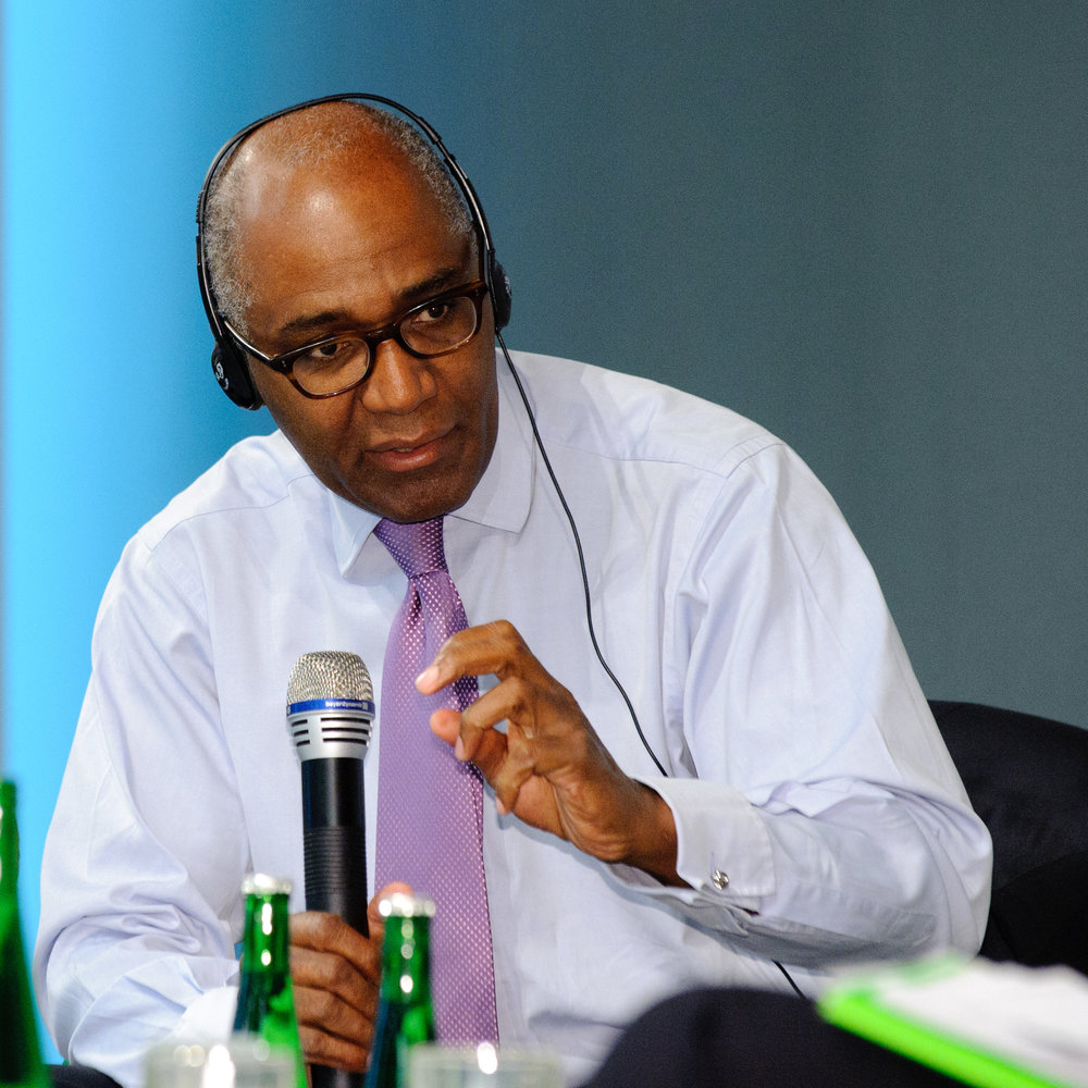Former Chair of the Equality and Human Rights Commission, Trevor Phillips