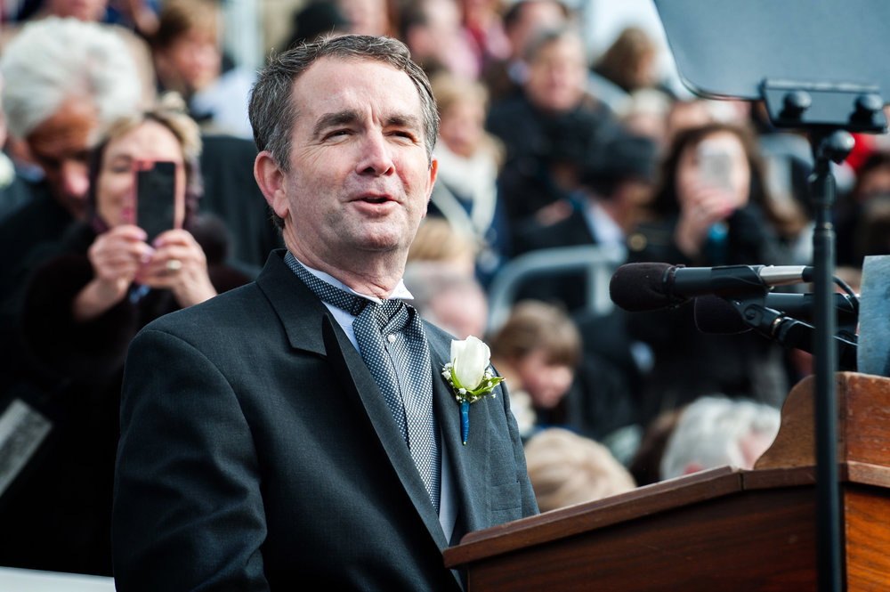 Gov. Ralph Northam. Photo by    Craig    under Creative Commons.