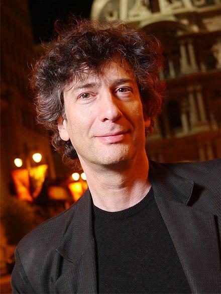 Neil Richard Gaiman, author of  American Gods