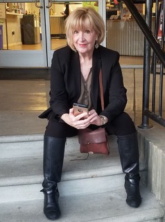 Pam Mark Hall in 2017.