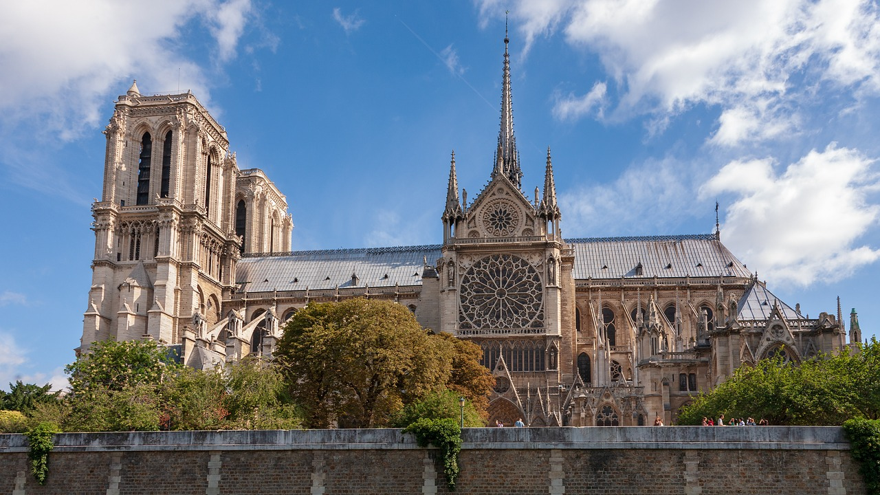a2987e4f Why Rebuilding Notre Dame could cost billions and take over a decade —  Religion Unplugged