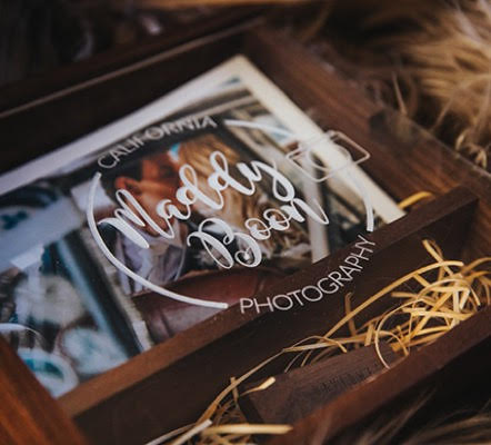 oobamboo wooden photography boxes, glass albums, glass keepsakes, wooden photography USB