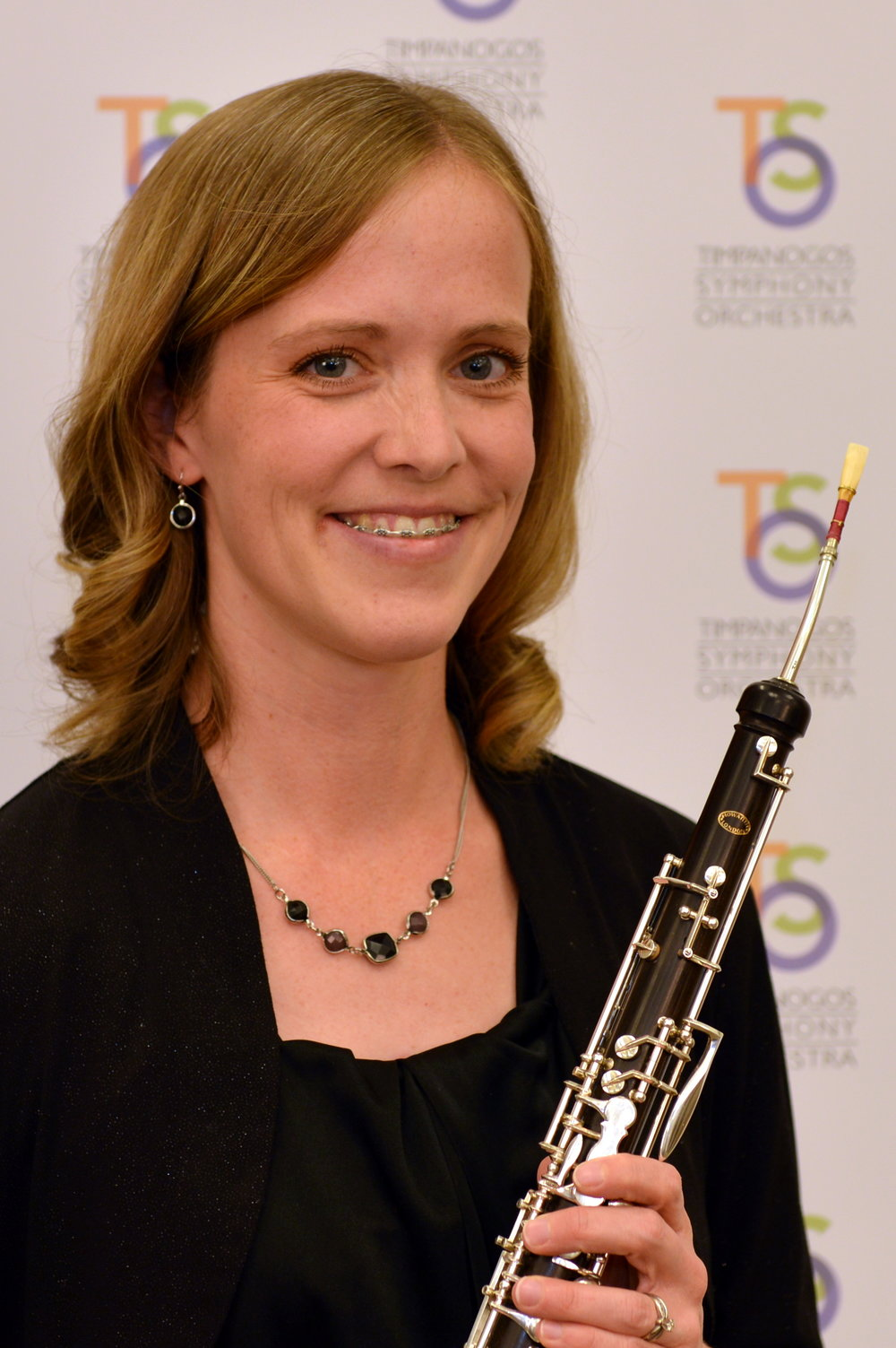Stephanie Simper, English Horn