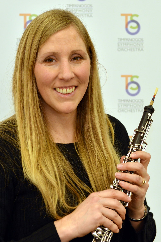 Kerrie Davis , 2nd Oboe