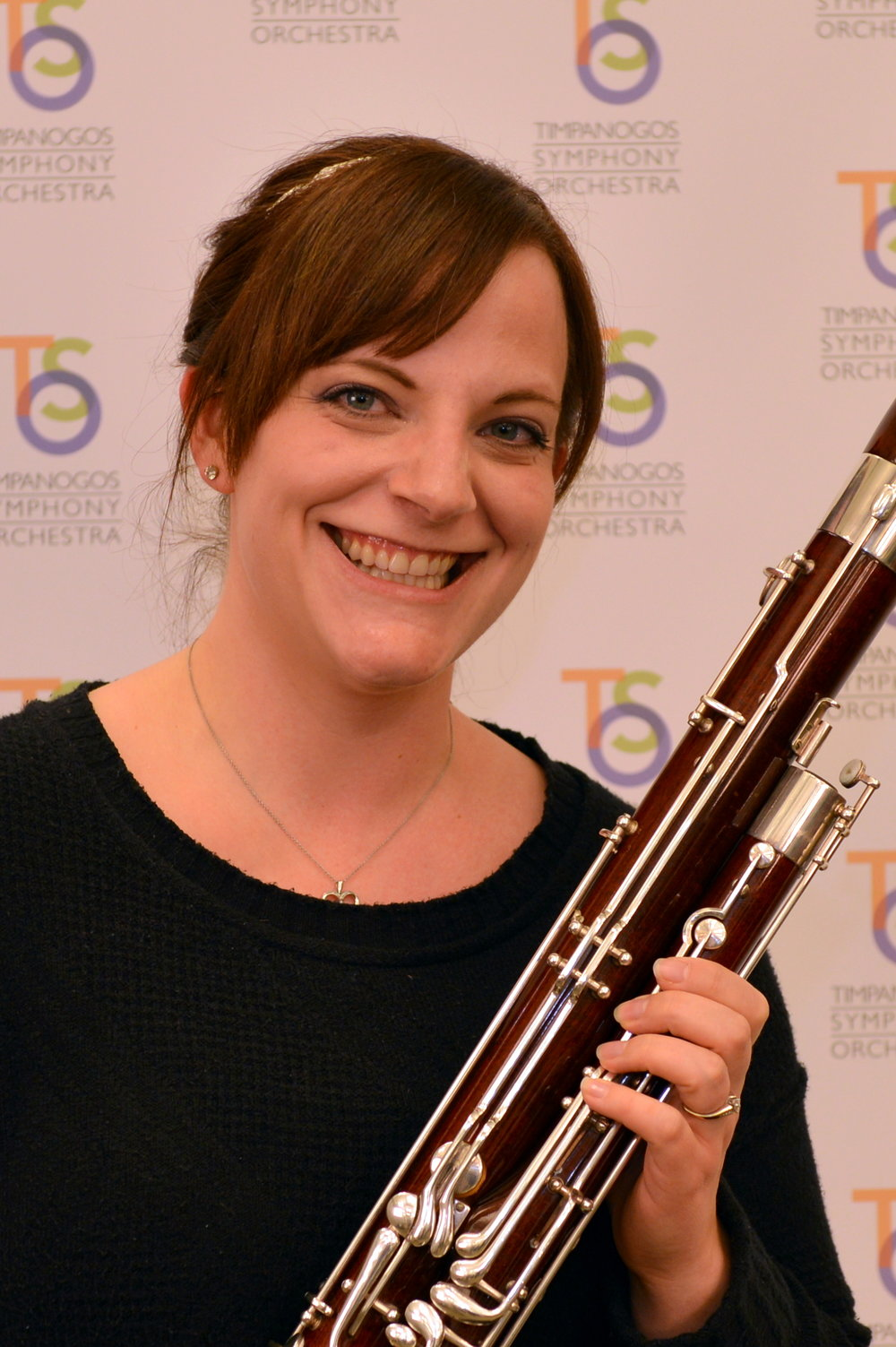 Christy Eisley , Principal Bassoon