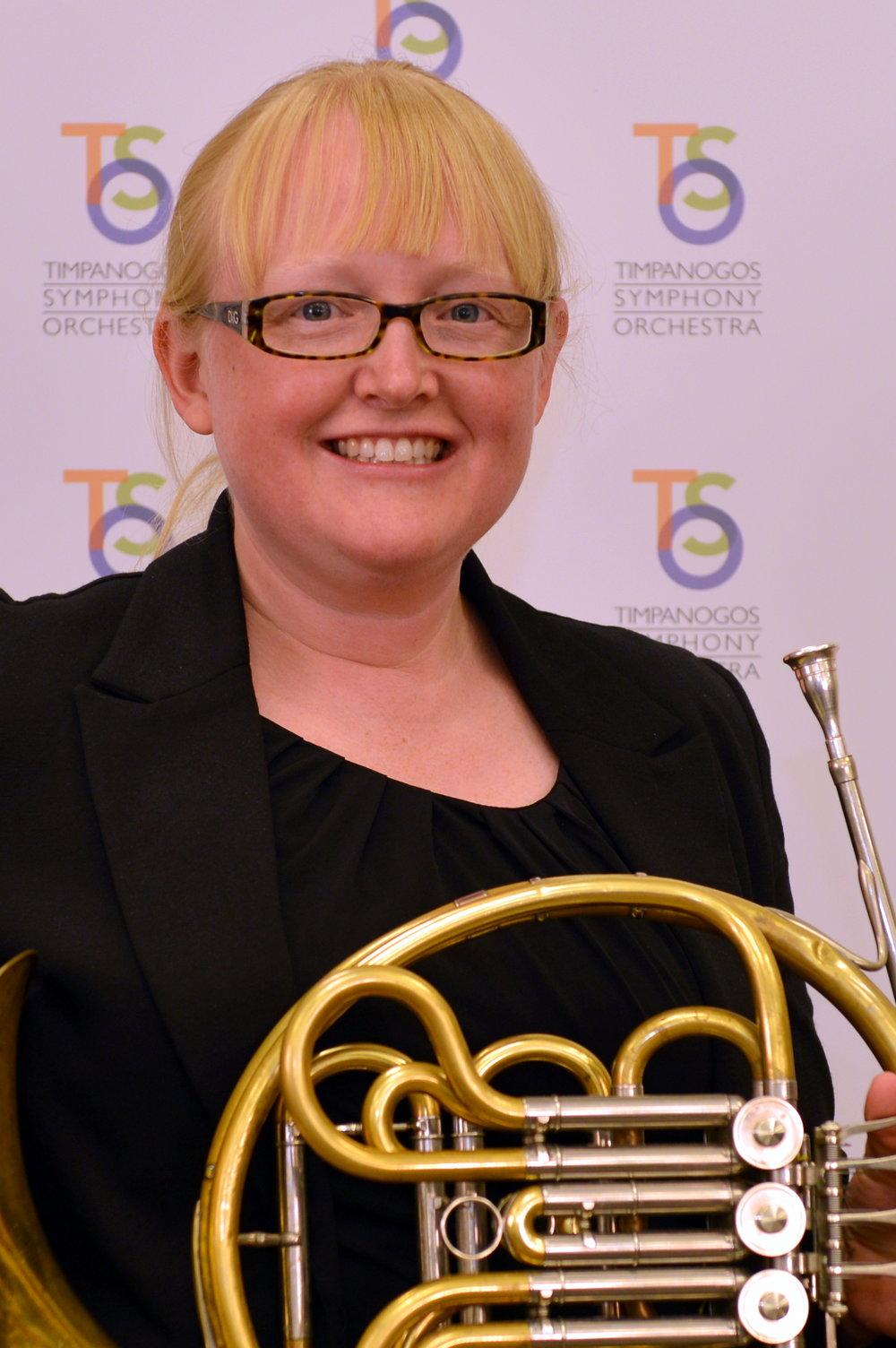 Tova Leigh-Choate, French Horn