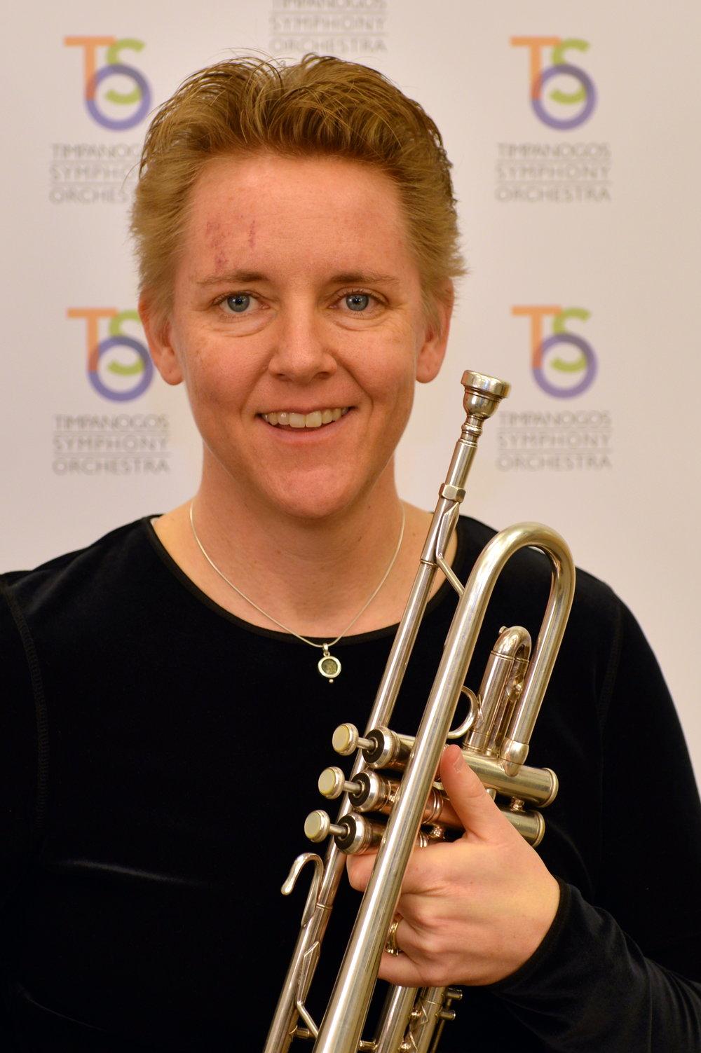 Marcia Harris , Principal Trumpet