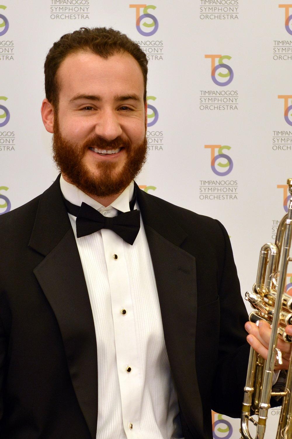 Benjamin Russell , 2nd Trumpet
