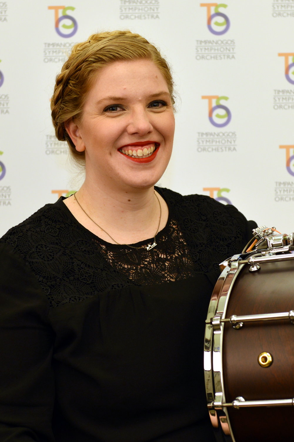 Kelli Stowers , Section Leader