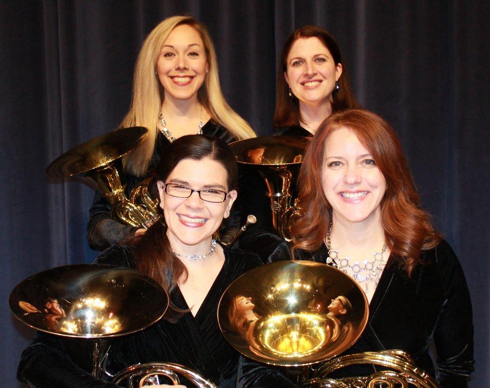 Sego Lily Horn Quartet