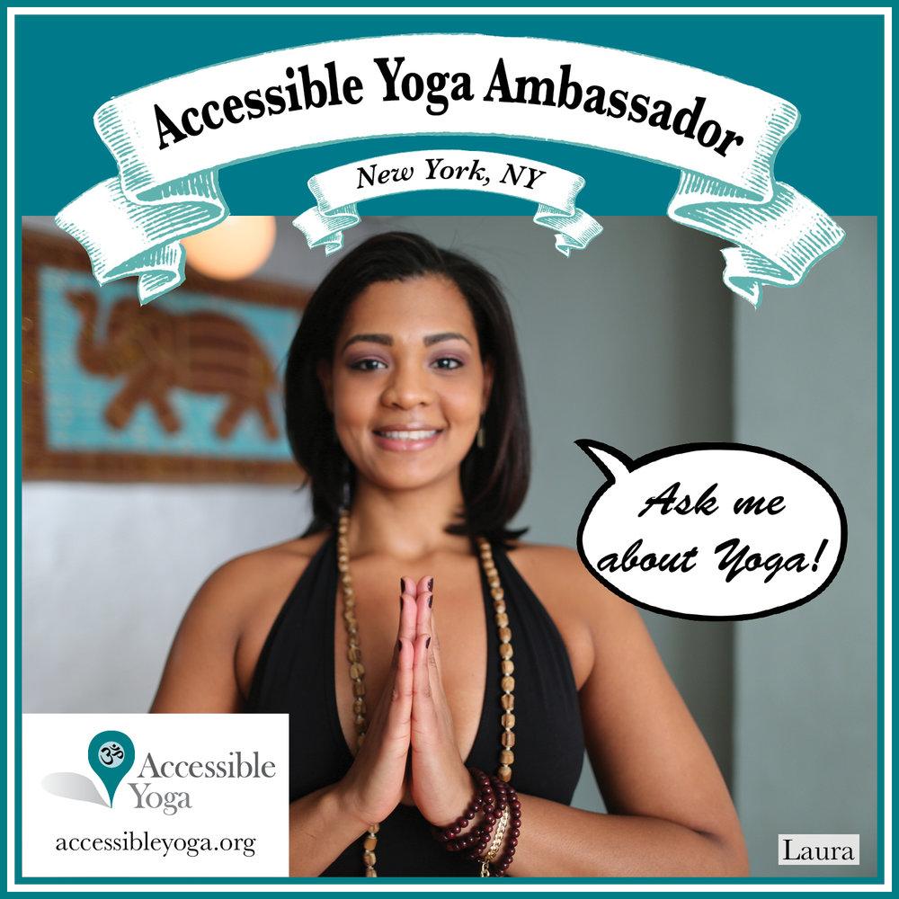 Accessible Yoga Meme