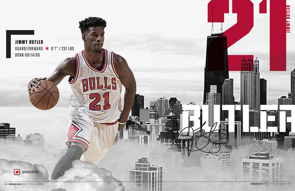 Chicago Bulls Yearbook