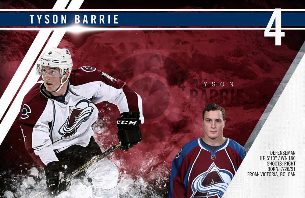 Colorado Avalanche Yearbook