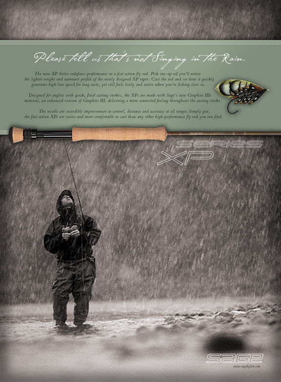 Sage Fly Rods Ad