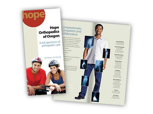 Hope Orthopedics Brochure